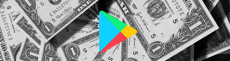 Kosten app plaatsen in Google Play Store